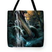 Cobra Falls Tote Bag
