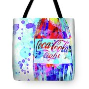 Coca Cola Light Tote Bag