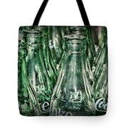 Coca Cola So Many Bottles Tote Bag