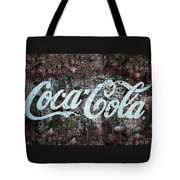 Coca Cola Wall Tote Bag