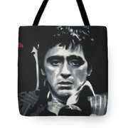 Cocaine 2013 Tote Bag by Luis Ludzska