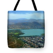 Cochabamba Lake Tote Bag