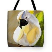 Cockatoo  Tote Bag