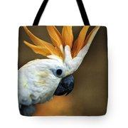Cockatoo Show Off Tote Bag