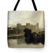 Cockermouth Castle Tote Bag