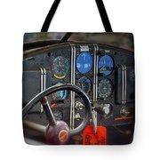 Cockpit Tote Bag
