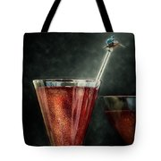 Cocktail Time Tote Bag