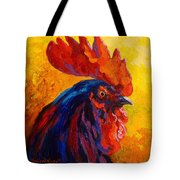Cocky - Rooster Tote Bag