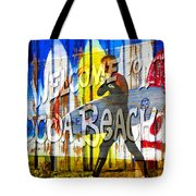 A Cocoa Beach Welcome Tote Bag