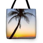 Coco Mo Tropical Sunrise Tote Bag