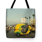 Coco Taxi's  Tote Bag