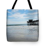 Cocoa Beach Florida Tote Bag