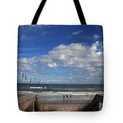 Cocoa Beach Florida Tote Bag