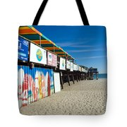 Cocoa Beach Flotida Tote Bag
