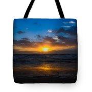 Cocoa Beach Sunrise 5 Tote Bag