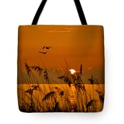 Cocoa Morning Tote Bag