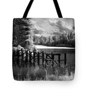 Cocolala Creek Slough 2 Tote Bag