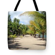 Coconut Beach Tote Bag