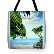 Coconut Cove Tote Bag