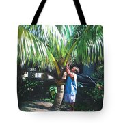 Coconut Shade Tote Bag