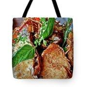 Coconut Shrimp Tote Bag