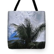 Coconut Tree Tote Bag