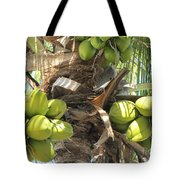 Coconuts Tote Bag