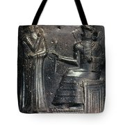 Code Of Hammurabi. Tote Bag