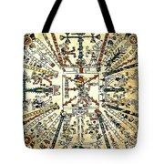 Codex Fej�rv�ry-mayer, 15th Century Tote Bag