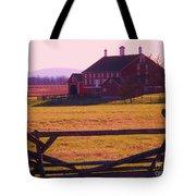 Codori Barn Gettysburg Tote Bag
