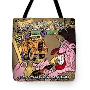 Cody From Outer Space Tote Bag