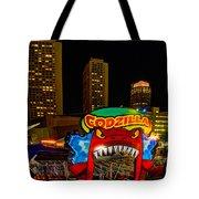 Codzilla 001 Tote Bag