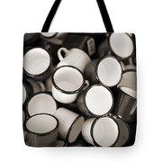 Coffe Cups 2 Tote Bag