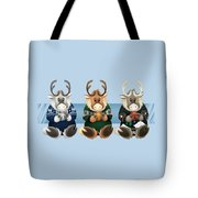 Coffee Bou - The Gang's All Here Tote Bag