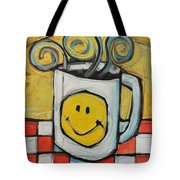 Coffee Cup One Tote Bag