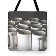 Coffee Cups- By Linda Woods Tote Bag