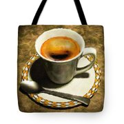 Coffee - Id 16217-152032-0430 Tote Bag