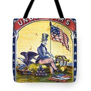 Coffee Label, C1863 Tote Bag by Granger