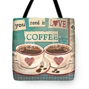 Coffee Love-jp3593 Tote Bag