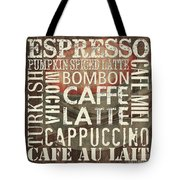 Coffee Of The Day 2 Tote Bag by Debbie DeWitt