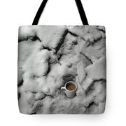 Coffee On The Rocks Tote Bag