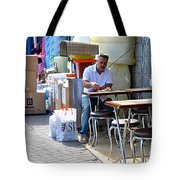 Coffee Time Tote Bag