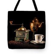 Coffee-time Tote Bag