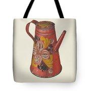 Coffeepot Tote Bag