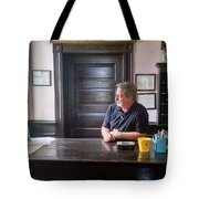 Cogitation... Tote Bag