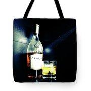 Cognac Camus Tote Bag
