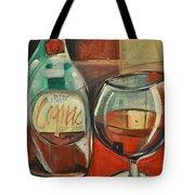 Cognac Tote Bag