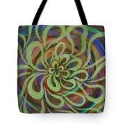 Cognitive Bloom Invert Tote Bag