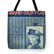 Cohan: Sheet Music, 1906 Tote Bag