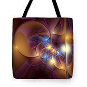 Coherence Of Desire Tote Bag